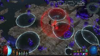 Path Of Exile - MoM Hybrid Essence Drain Occultist Shaper Run (3.0/3.1ok)