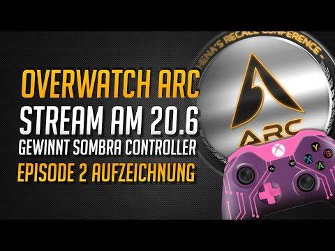Overwatch Arc Episode 2 Termin | GEWINNT SOMBRA CONTROLLER ★ Overwatch Deutsch