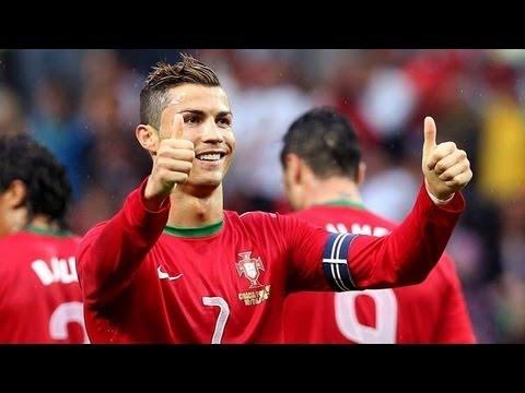 Cristiano Ronaldo All 38 Goals with Portugal