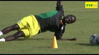 Can 2017 | Senegal - Niger -/- 1ère séance d'entraînement