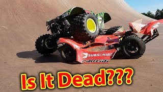 Can I break the WORLDS STRONGEST RC Car??