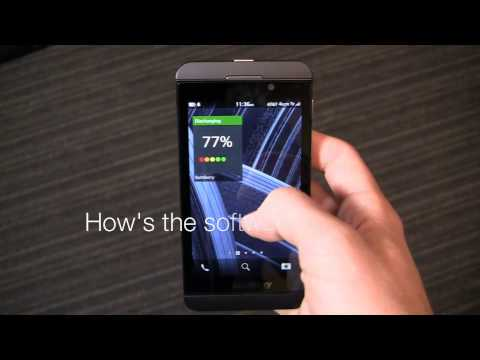 BlackBerry Z10 Snapshot Review