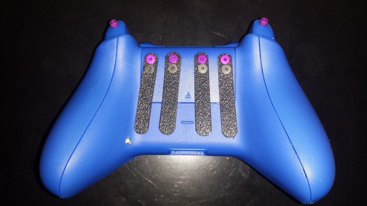 Foyer Diy Xbox One : Tutorial build your own xbox scuf style controller w