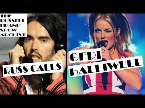 Geri Halliwell Interview | The Russell Brand Show