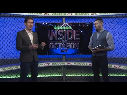 UFC 183: Unibet's Inside The Octagon
