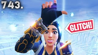 THIS PLAYER BROKE NEW EVENT..! - Fortnite Funny WTF Fails and Daily Best Moments Ep. 743