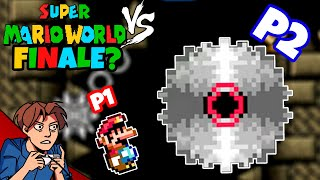 FINALE...? [w/ Miss Editor] | Super Mario World Co-Op Quest 2 #7 | ProJared Plays