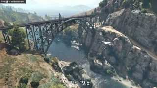 Grand Theft Auto V PC Benchmark Test | GTX 275 【FULL HD】