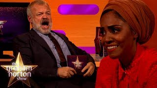 Nadiya Hussain's Oven EXPLODED on Bake-Off | The Graham Norton Show