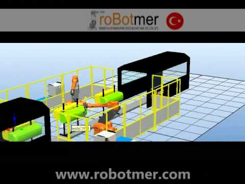 Alevleme Robot Simülasyonu 2