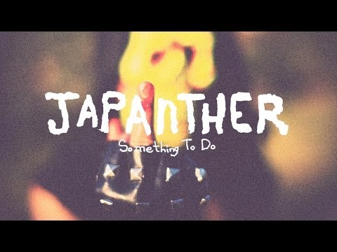 Japanther - Something To Do (Official Music Video #2)