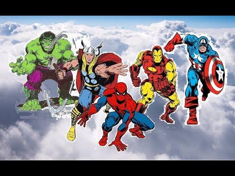 Origens Secretas dos Super-Heróis Marvel
