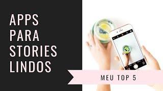 Aplicativos para Instagram Stories - top 5  | Bia Jiacomine