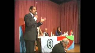 Seminar Dr Tewolde wedi Vaccaro Rotterdam Holland part 3 & Final