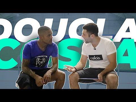 DOUGLAS COSTA ON RONALDO UCL HOPES & MORE  IFTV Exclusive