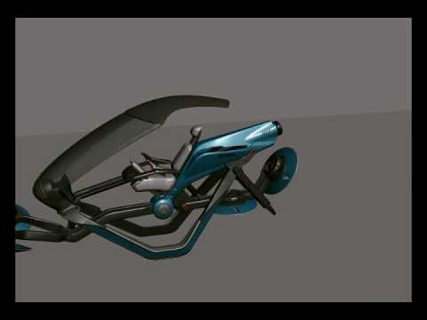 """RIDON"" Hoverbike Technical Demonstration"