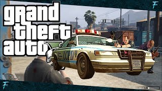 THEY'RE EVERYWHERE! | Grand Theft Auto 5 (w/ Connor) [#2]