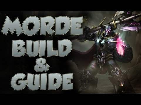 League of Legends - Mordekaiser Build - with Commentary