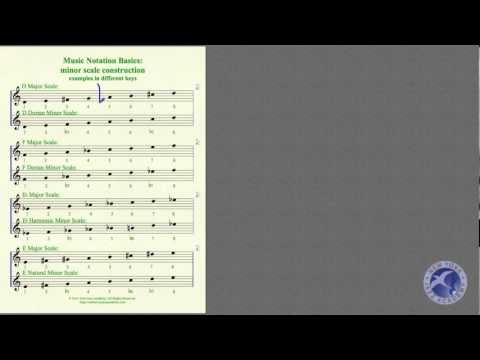 Music Notation Basics Topic 6 LECTURE (NYJA Online)