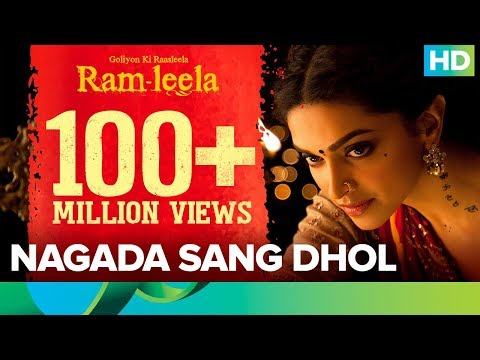 Nagada Sang Dhol Crosses 100 Million + Views | Goliyon Ki Raasleela Ram-Leela
