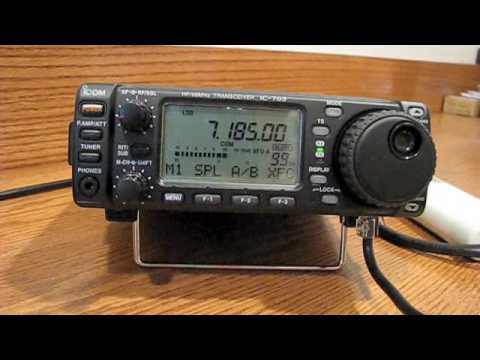 IC-703 Plus 40M SSB QRP