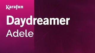 Karaoke Daydreamer Adele