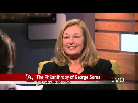 Anna Porter: The Philanthropy of George Soros