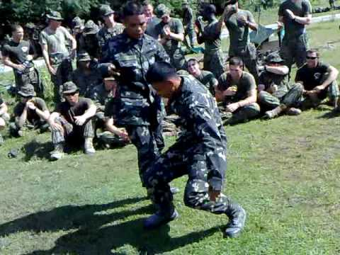 Philippine Marine Corps Martial Arts Program (PMCMAP) Image 1