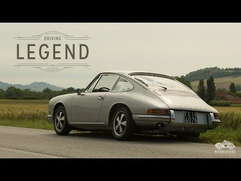 An Early Porsche 911 in Italy
