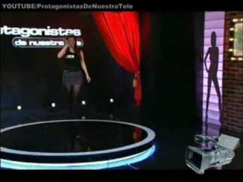 Protagonistas de Nuestra Tele 2013 Audiciones Anika la rusa que habla paisa costeño y caleño