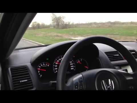 Honda Accord 2.0 i-VTEC 0-100