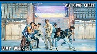 [TOP 30] K-pop Songs Chart || May 2018 (Week 3)
