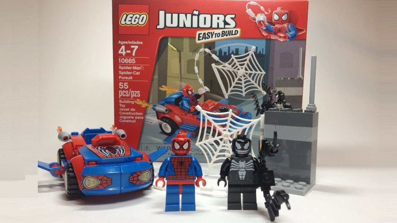 lego spider man 3 sets - photo #27
