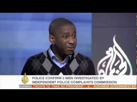 Nathan John on AlJazeera News