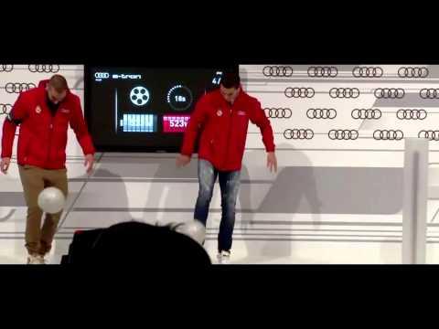 Cristiano Ronaldo and Karim Benzema ● Audi Challenge ● Real Madrid 2014
