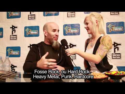 Lokaos entrevista Scott Ian do Anthrax