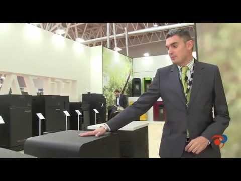 Solzaima, novedades en calderas de leña y pellets en Expobiomasa 2014