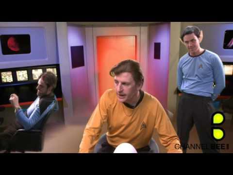 Cockney Star Trek Funny Sketch   Channelbee