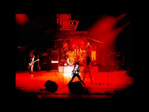 Thin Lizzy - Roisin Dubh (Black Rose): A Rock Legend !! Live