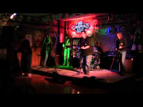 Alan Greene Blues Jam 3-27-11 Before the Bullets Fly (Son Seals)