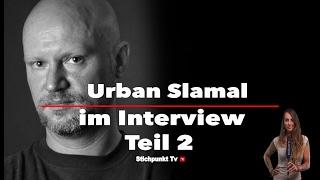 Urban Slamal im Interview Teil 2 Tattoos Bedeutungen,Tattoo Gewerbe, Tattoo Recht,#Wanda trifft