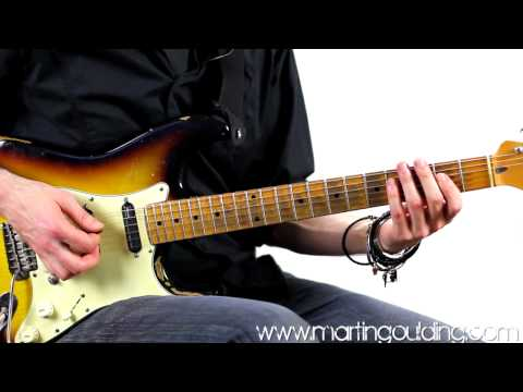 Jimmy Page Style Riff by Martin Goulding