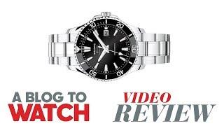 Wempe Zeitmeister Sport Divers Watch Review | aBlogtoWatch