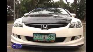 Auto Focus Customized Models 2006 Honda Civic