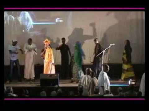 Fati  Niger A Ngaoundere Ramadan 2009 video
