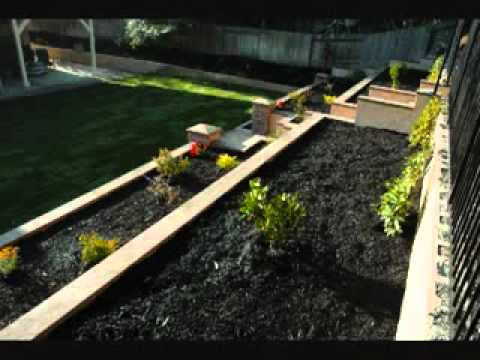 San Diego Landscape Solutions - Terraced retaining walls