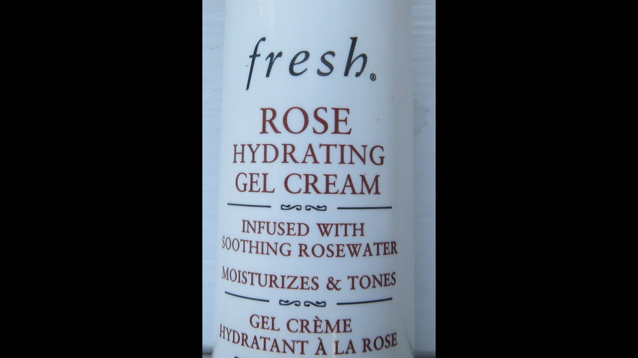 Fresh Rose Hydrating Gel Cream Fresh Hydrating Gel Cream