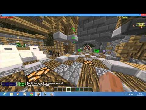 Tuto Comment se mettre en Game Mode sur un serveur Minecraft sans cheat