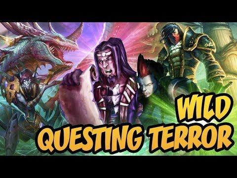Hearthstone: Wild Questing Terror