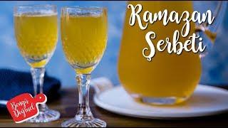 Nefis Ramazan Şerbeti Nasıl Yapılır? Demirhindi Şerbeti Tarifi